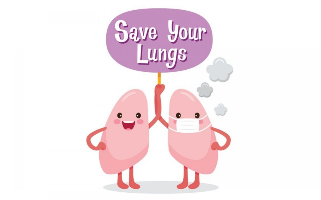 10 TIPS TO PROTECT LUNGS